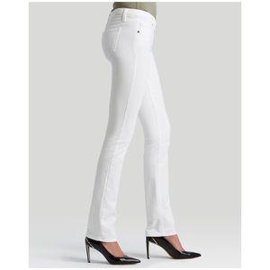 Paige Skyline Straight Jeans